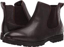 Dark Brown (Sea Lion) Full Grain Leather