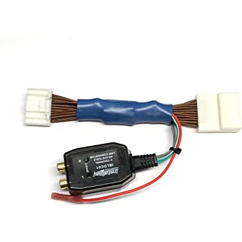 Amazon.com: Add an Amp Amplifier Adapter Interface to Factory OEM Car Stereo  Radio System for Select Infinit Nissan and Subaru Vehicles- Add Subwoofer  Bass Amp etc.- Vehicles Listed Below: Car ElectronicsAmazon.com