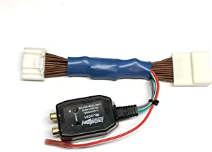 Add an Amp Amplifier Adapter Interface to Factory OEM Car Stereo Radio System for Select Infinit Nissan and Subaru Vehicle...