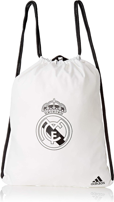 adidas Unisex's Real Washington Mall Madrid Sport Bag 36 Black Our shop most popular White 18 Core x