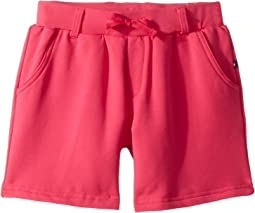Fun Pink French Terry Camp Shorts (Toddler/Little Kids/Big Kids)