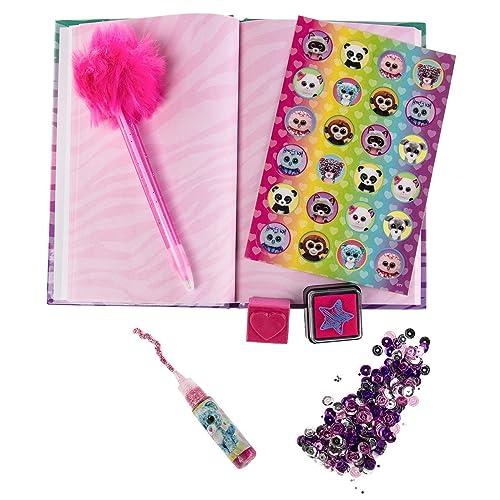 c54c08bd0b7 Ty Beanie Boos Sequin Diary Gift Set