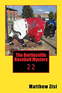 The Bartlesville Baseball Mystery (The Anderson Family Mystery Series Book 22) (English Edition)