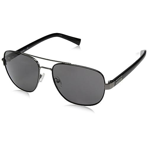 9c049c42db24 Calvin Klein Men's R357S Aviator Sunglasses