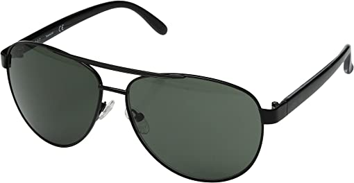 Shiny Black/Green