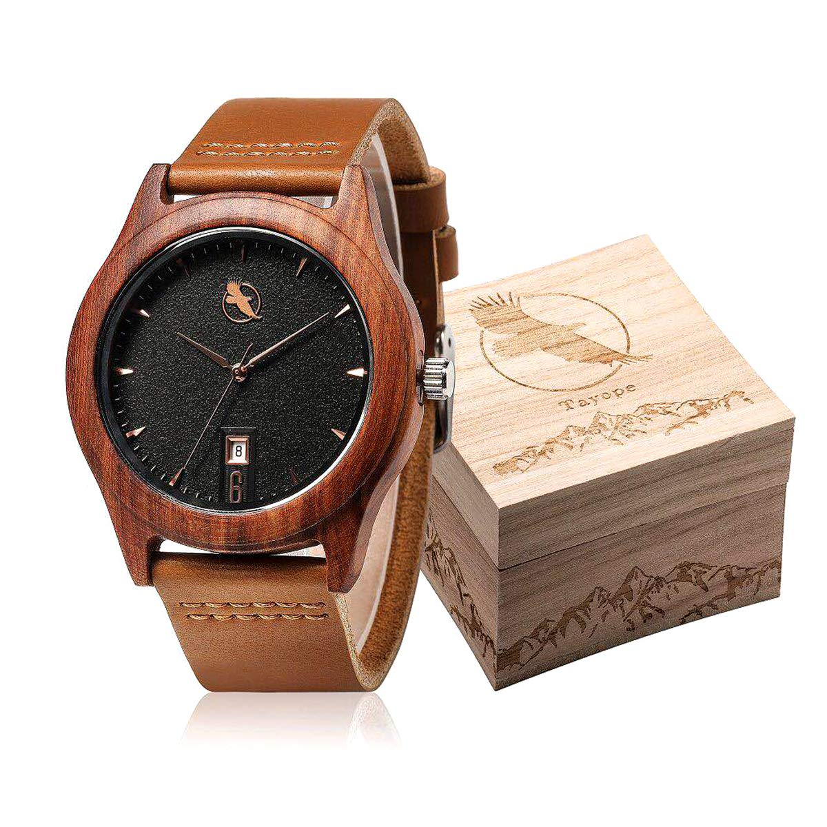 Watches Tayope Leather Wristwatches Handmade