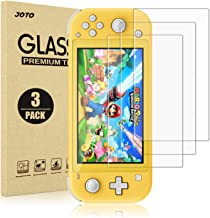 [3 Pack] Switch Lite Screen Protector, JOTO Tempered Glass Screen Film Guard Rounded Edge Real Glass Screen Protector for ...