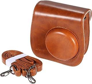 Andoer Funda / Caso / Cubierta / Bolso para Fuji Fujifilm Instax de de la PU con Dibujos Animados para Cámara Fujifilm Instax Mini8 Mini8s Bolsa de hombro Individua