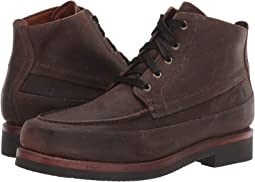 Dark Brown Waxed Suede 2