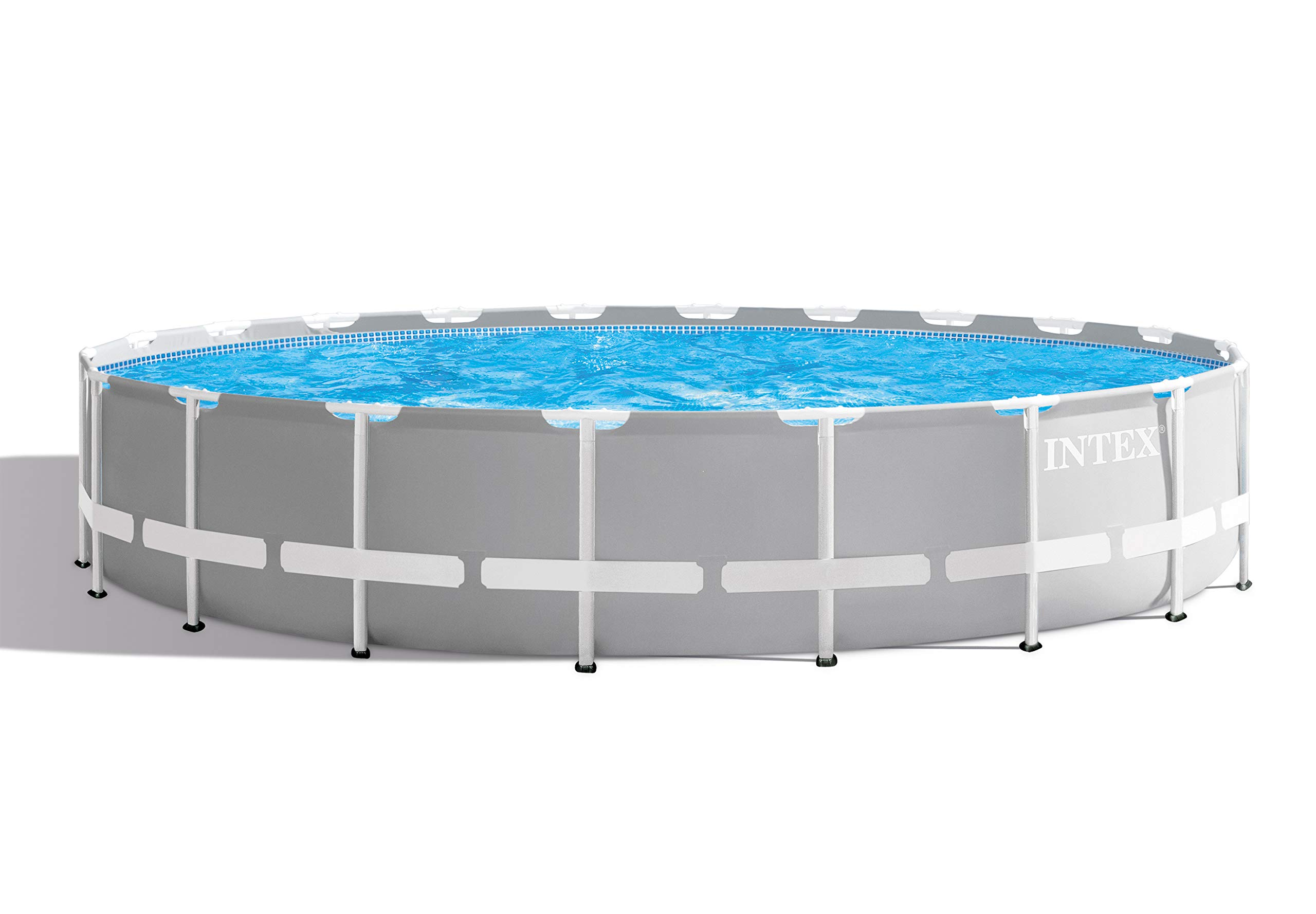 Intex Swimming Diámetro 610 x 132 cm Pool Frame Pool Set Prism Rondo 26756: Amazon.es: Jardín