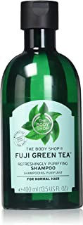 The Body Shop Fuji Green Tea Refreshingly Purifying Shampoo, 13.5 Fl Oz