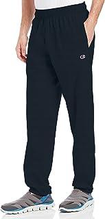 Men's Closed Bottom Light Weight Jersey Sweatpant