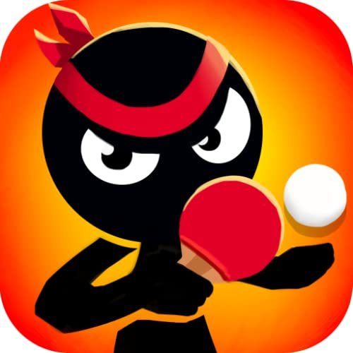 Ping Pong - Ninja Stickman at Finish Line