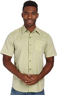 Royal Robbins Men's Drifter Chambray Short Sleeve Shirt