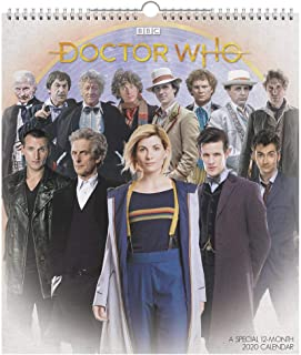 Best doctor who calendar Reviews