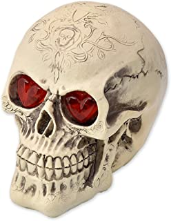 Best skull with light up eyes Reviews