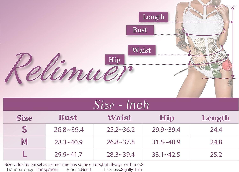 Lace Bodysuit Lingerie for Women High Waisted Mesh Patchwork Bodysuit Leotard ClubWear Nightwear