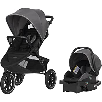 Piscina Baby Trend Expedition Premiere Jogger Travel System