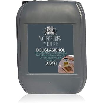 Aceite de Abeto Douglas natural antiagrisado de madera exterior W291-5L: Amazon.es: Bricolaje y herramientas