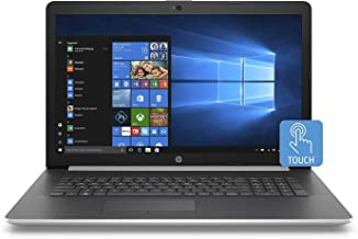 "HP 17.3"" HD+ SVA WLED-Backlit Touchscreen Laptop, Intel Quad-Core i7-8565U up to.."