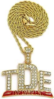 kendrick lamar necklace