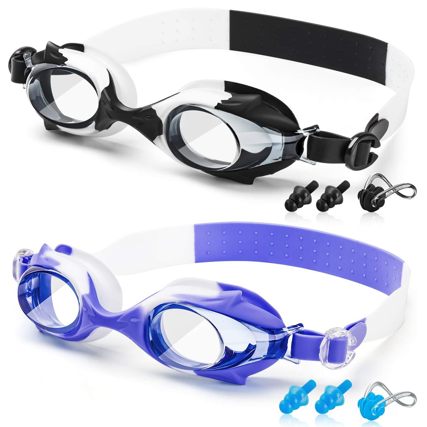 Swimming Children Anti Fog Waterproof Protection