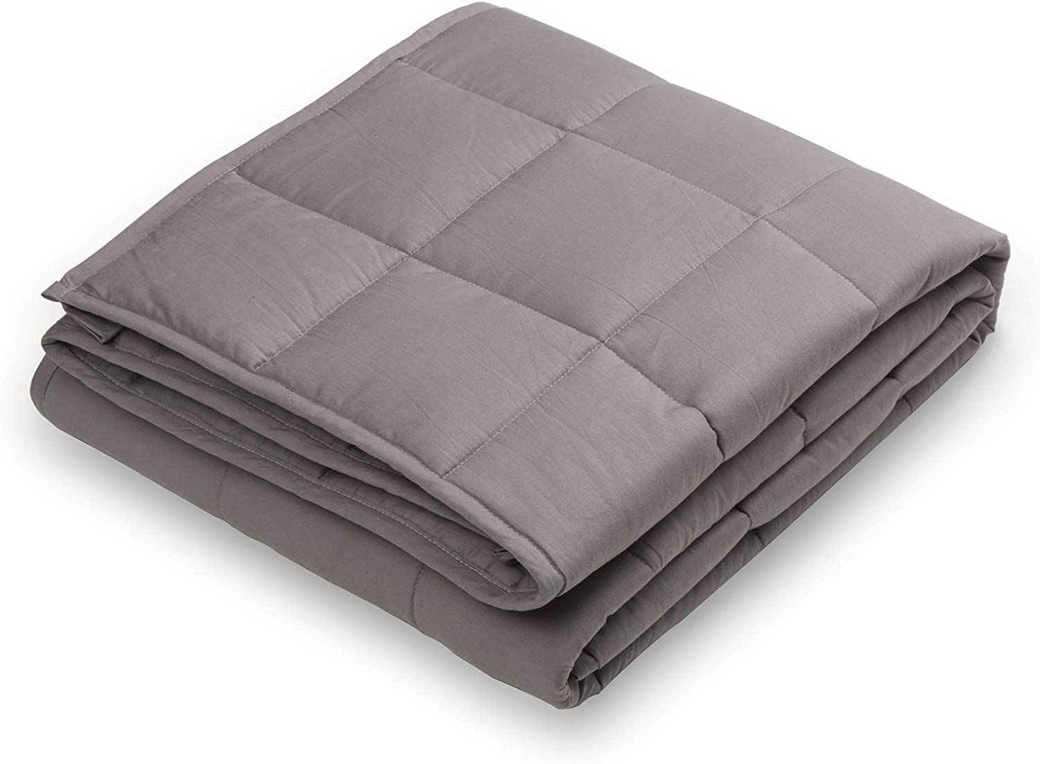 glitzhome 100% Cotton Challenge the Limited price sale lowest price of Japan Weighted Blankets 12Lbs Quilts 72