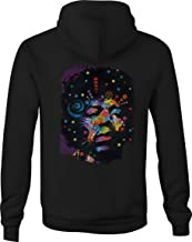 Zip Up Hoodie Jimi Hendrix Experience Hooded Sweatshirt for Men
