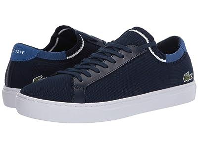 Lacoste La Piquee 120 1 (Navy/Blue) Men