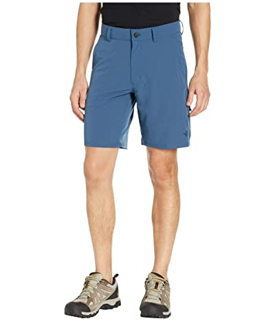 The North Face Rolling Sun Packable 9 Shorts (Shady Blue) Men