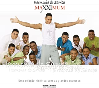 Maxximum - Harmonia Do Samba