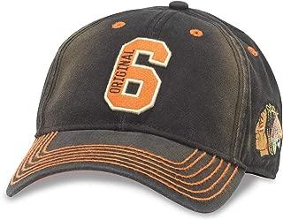 blackhawks original six hat