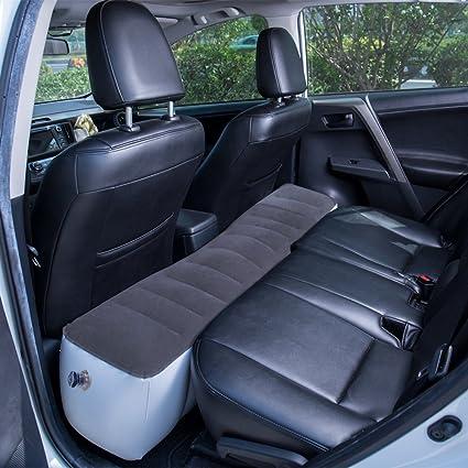 Universal Car Travel Air Mattress Air Bed Inflatable Back Seat Gap Pad Cushion*1
