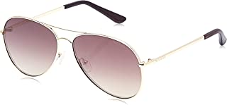 Guess Aviator Unisex Sunglasses Gold GU6925 62 14 140mm