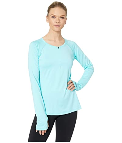 Marmot Nevis Long Sleeve Top (Skyrise) Women