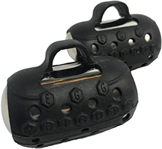 Egg Weights Hand Dumbbell Sets for Men and Women, Handheld Free Weights for Kickboxing, Shadow Boxing, Yoga, and More (Each Weight Set Total is Divided Between The Two Weights)