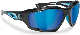 Gafas Deportivas Polarizadas Hidrofóbicas Envolventes a Prueba de Viento para Ciclismo Carrera Deporte Acuaticos Esqui Pesca Kitesurf Mod. P1000 Gafas Antireflejo