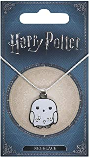 Harry Potter Cutie Collection Necklace & Charm Hedwig (silver plated) Carat Shop