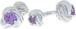 alexandrite cufflinks