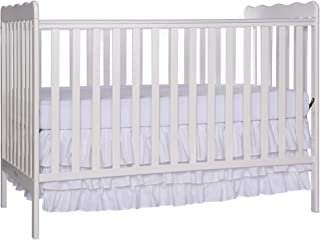 Dream On Me, Carson Classic 3 in 1 Convertible Crib in White