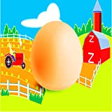 Get an egg surprise Eggs will hatch Click on the egg