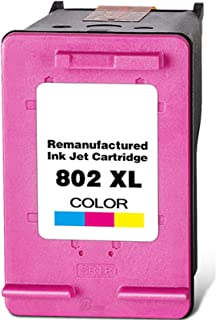 Compatible For HP 802 Ink Cartridge Replacement For HP DeskJet 1000 1010 1050 1011 1101 1102 1510 1511 2000 2050 3050 Prin...