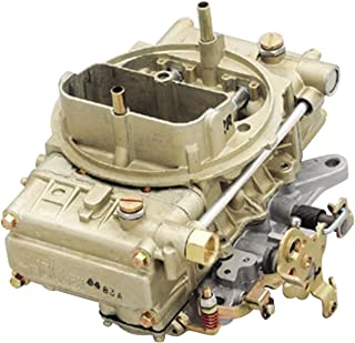 Holley 0-9776 Model 4160 450 CFM Square Bore 4-Barrel Mechanical Secondary Adjustable Float No-Choke New Carburetor