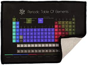 Smartie Microfiber Cleaning Cloth - Periodic Table of Elements