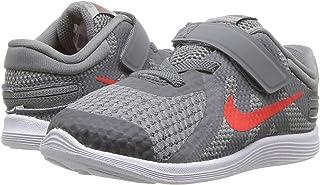 [ナイキ] キッズスニーカー?スケートシューズ?靴 Revolution 4 FlyEase (Infant/Toddler) [並行輸入品]