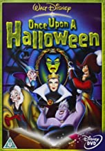 disney halloween treat dvd