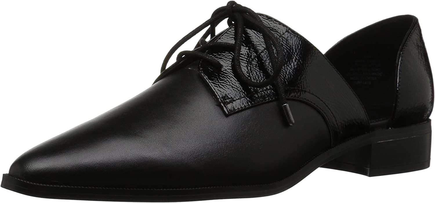 Nine West Womens Watervelt Leather Oxford