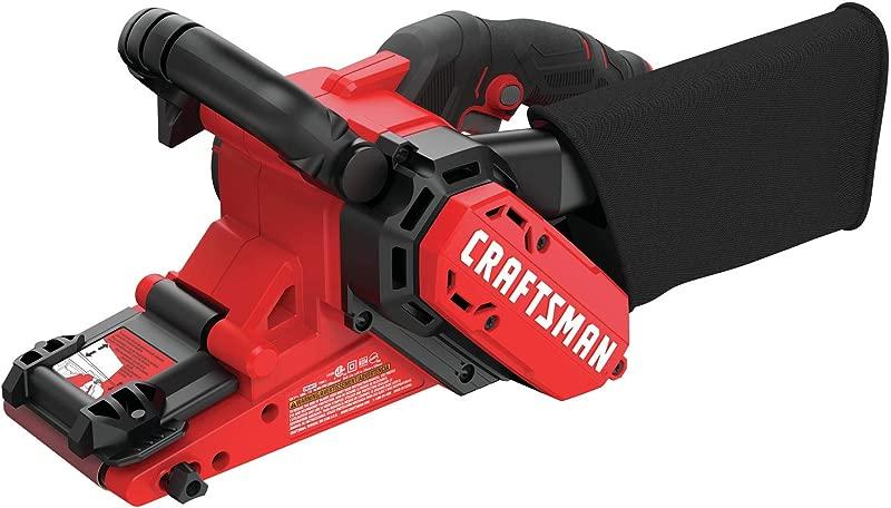 CRAFTSMAN Belt Sander 3 Inch X 21 Inch CMEW213