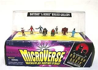 Microverse Batman & Robin Rogues Gallery 8 Figures