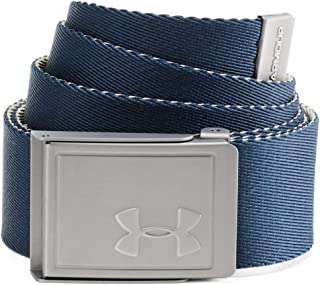 Under Armour Men's Webbing 2.0 Belt Cinturón, Hombre